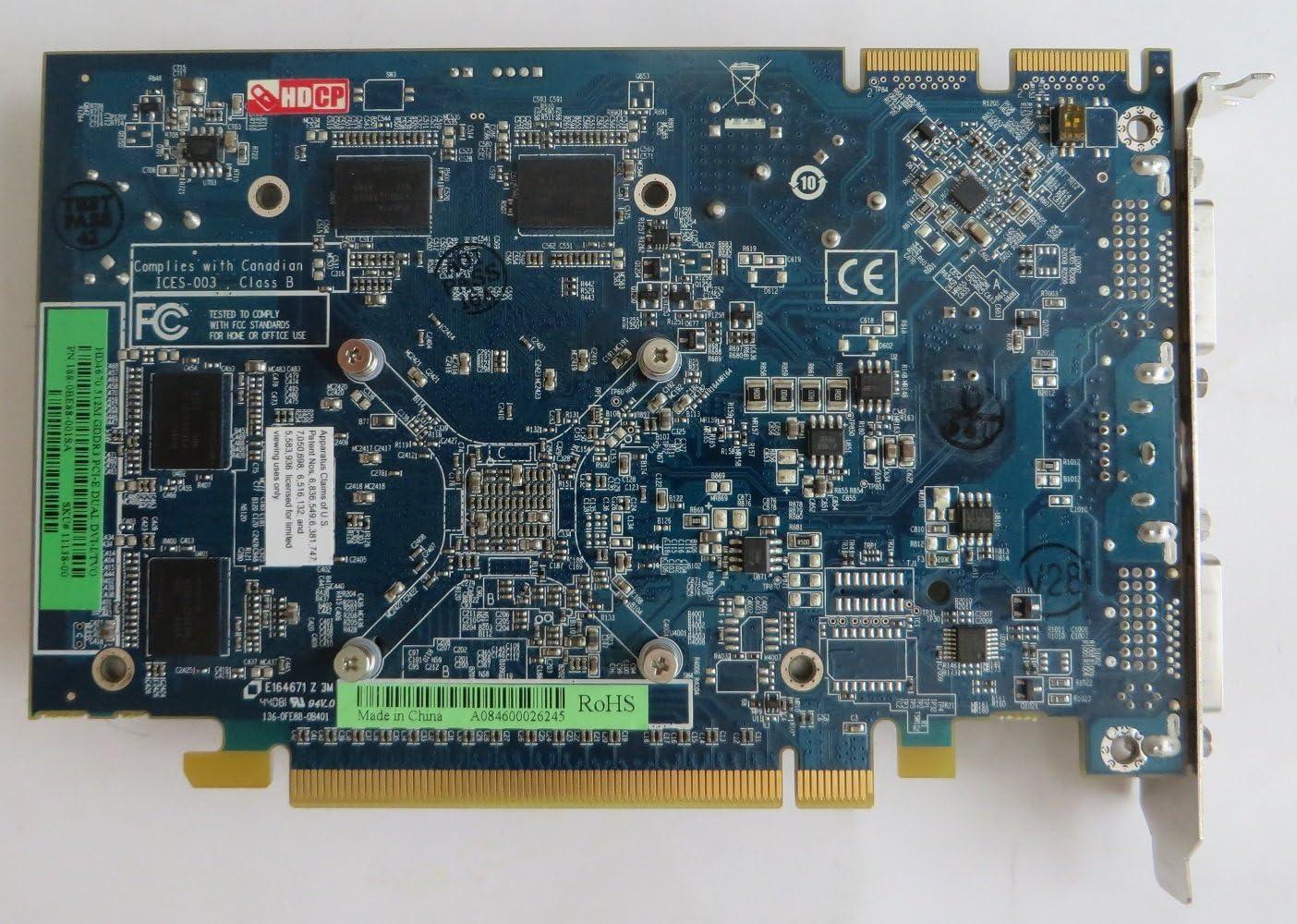 Sapphire Radeon HD4670 512MB DDR3 Dual DVI TVO PCI-Express Graphics Card