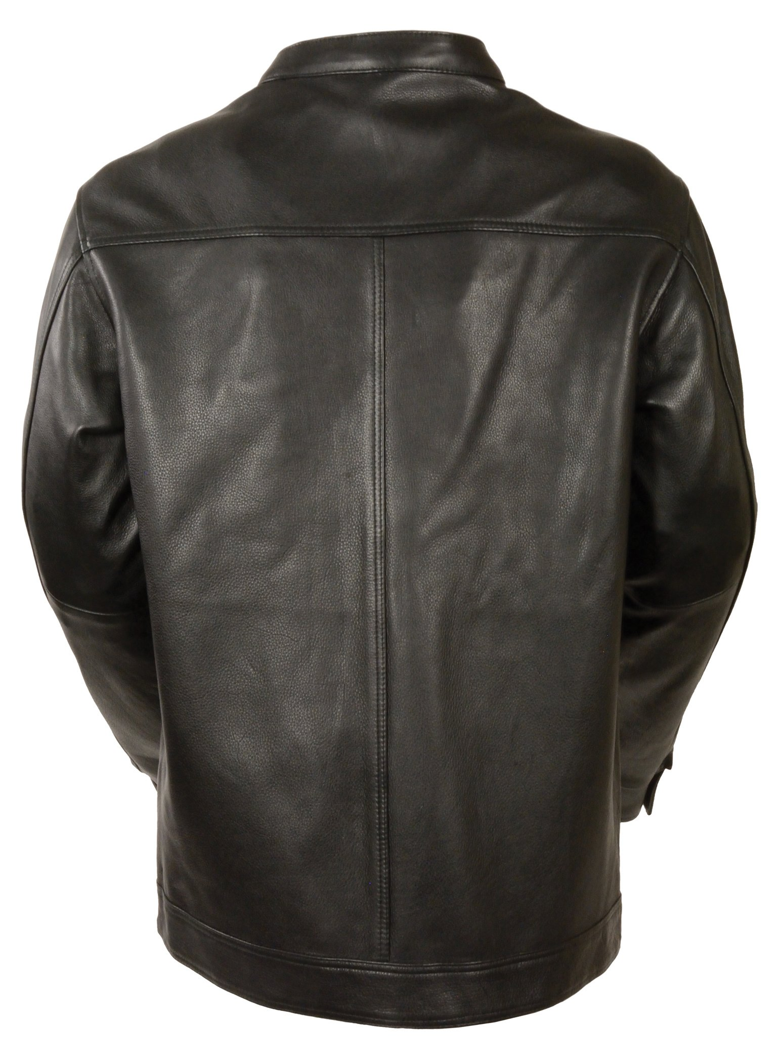 Milwaukee Men's SOA Shirt with Hidden Zip And Snaps (Black, Large) by Milwaukee (Image #2)