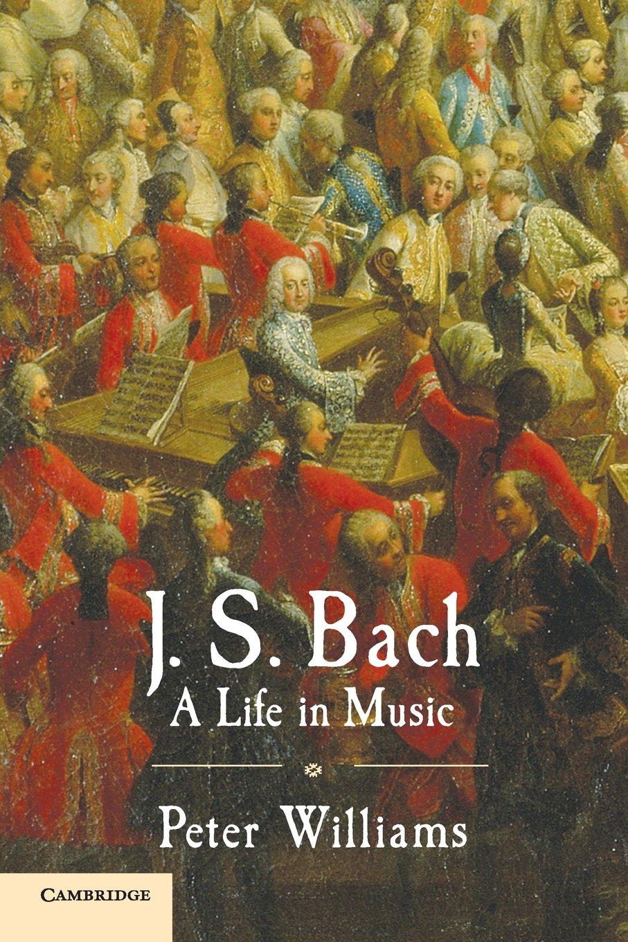 the life of bach musical lives