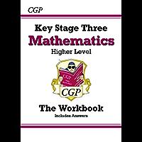 KS3 Maths Workbook (with answers) - Higher (CGP KS3 Maths) (English Edition)