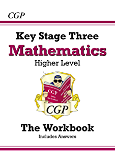 The 13 english study book for the common entrance exams cgp 13 ks3 maths workbook with answers higher workbook and answers multipack levels fandeluxe Gallery