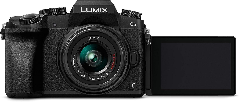 Panasonic Lumix DMC-G7KEC - Cámara EVIL de 16 MP, Pantalla 3 ...