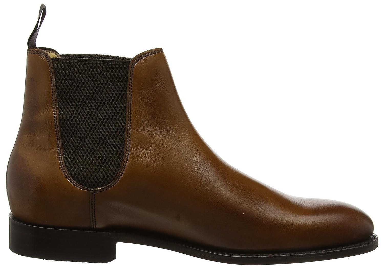 Eskdale, Chelsea Boots Homme, Noir (Black Calf 17), 42.5 EUBarker