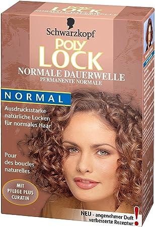 Schwarzkopf poly lock dauerwelle