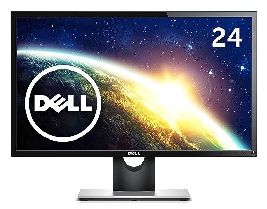 Dell ディスプレイ モニター SE2416H 23.8インチ/フルHD/IPS非光沢/6ms/VGA,HDMI/3年間保証