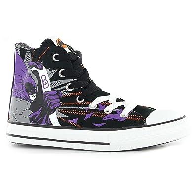 89c310459816 Converse CT Hi Black Multi Kids Trainers Size 2.5 UK  Amazon.co.uk  Shoes    Bags