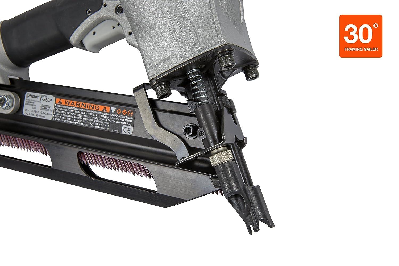 Paslode 515000 F-350P PowerMaster Pro 30⁰ Framing Nailer - - Amazon.com
