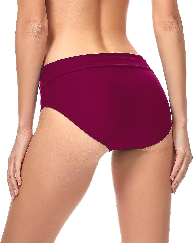 Merry Style Bas de Maillot de Bain Slip Culotte Bikini Cale/çon Femme D4S