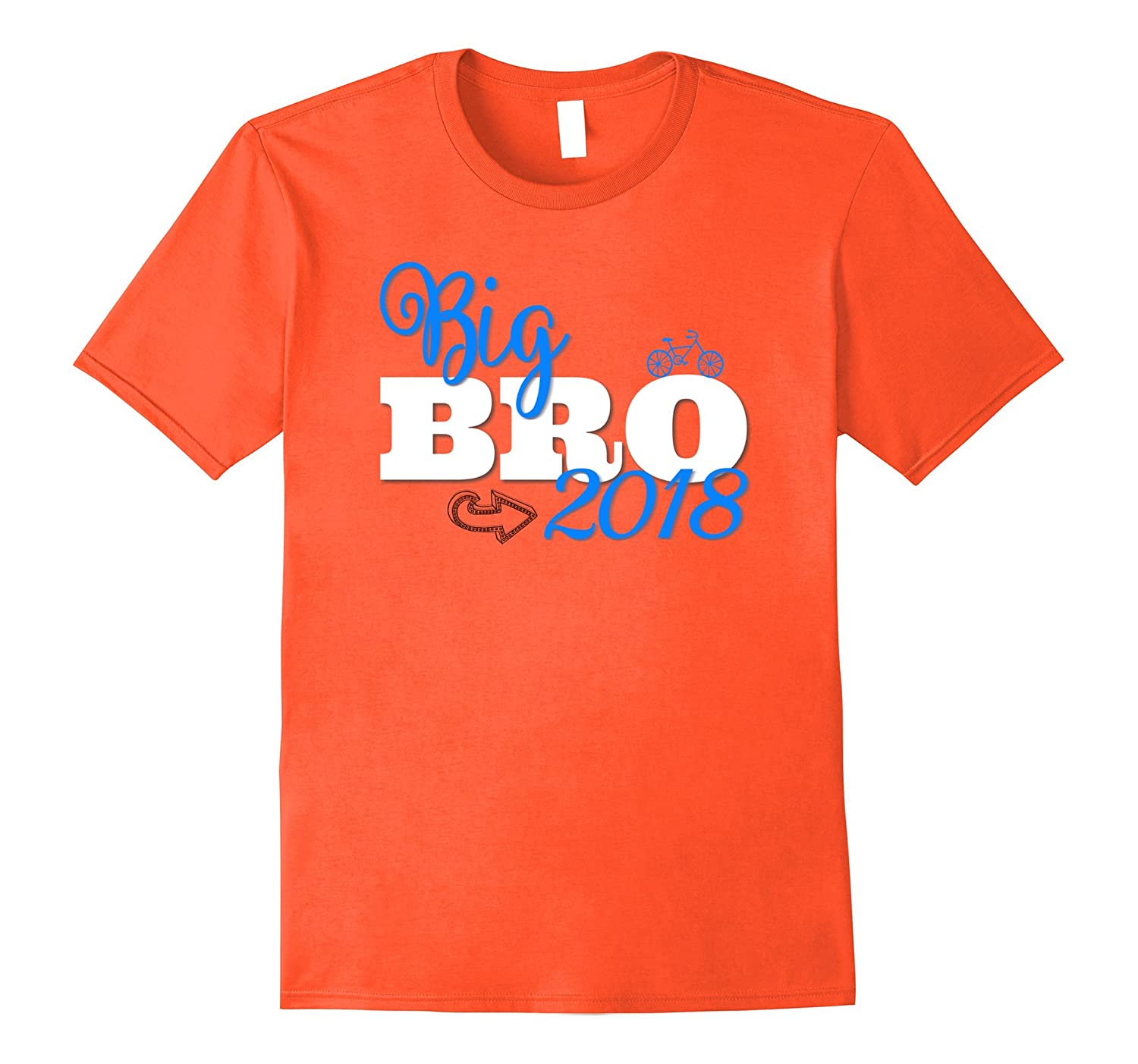 big brother est 2018 t shirt promoted to big bro shirt bn banazatee