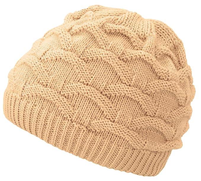 4Sold cappello invernale di lana lavorato a maglia 8704eb09eefa