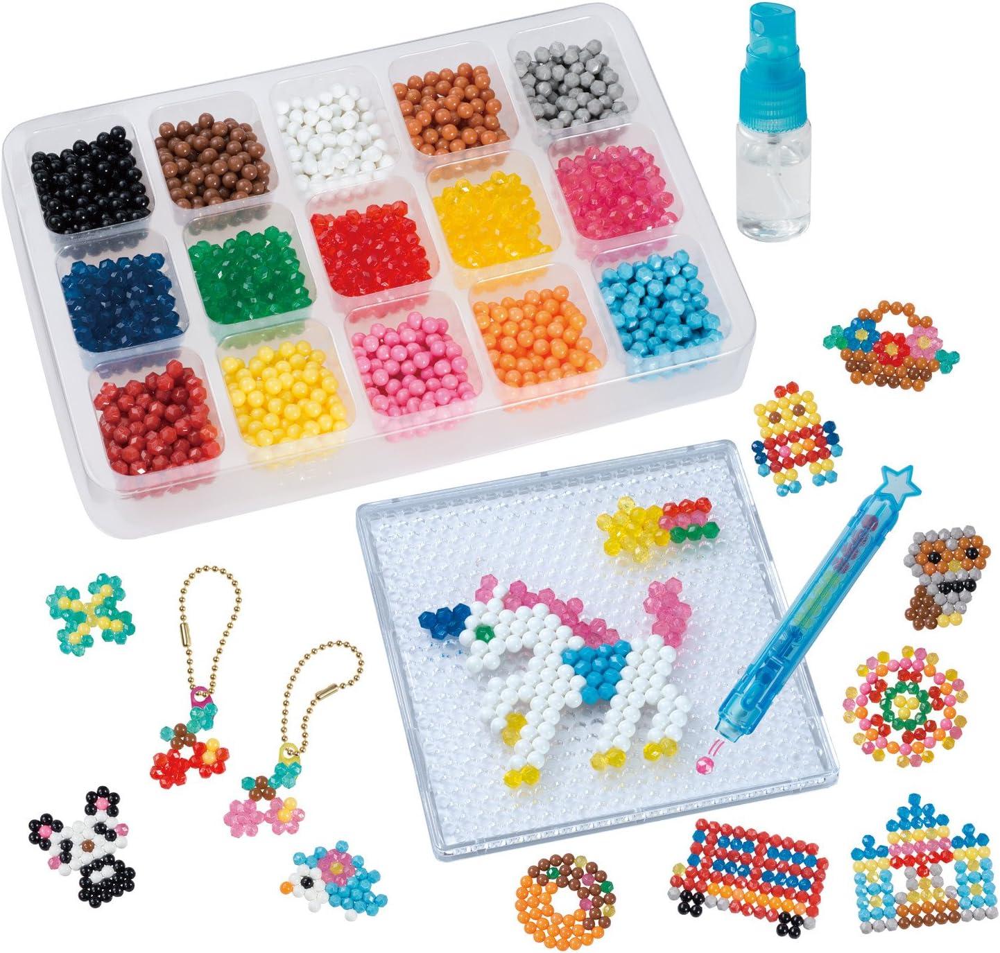 Aquabeads Designer Collection Set Juego de colección de diseñador, multicolor (AB31058) , color/modelo surtido: Amazon.es: Juguetes y juegos