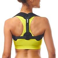 Posture Corrector for Women Men - Posture Brace - Adjustable Back Straightener - Discreet Back Brace for Upper Back Pain Relief - Comfortable Posture Trainer for Spinal Alignment (Universal)