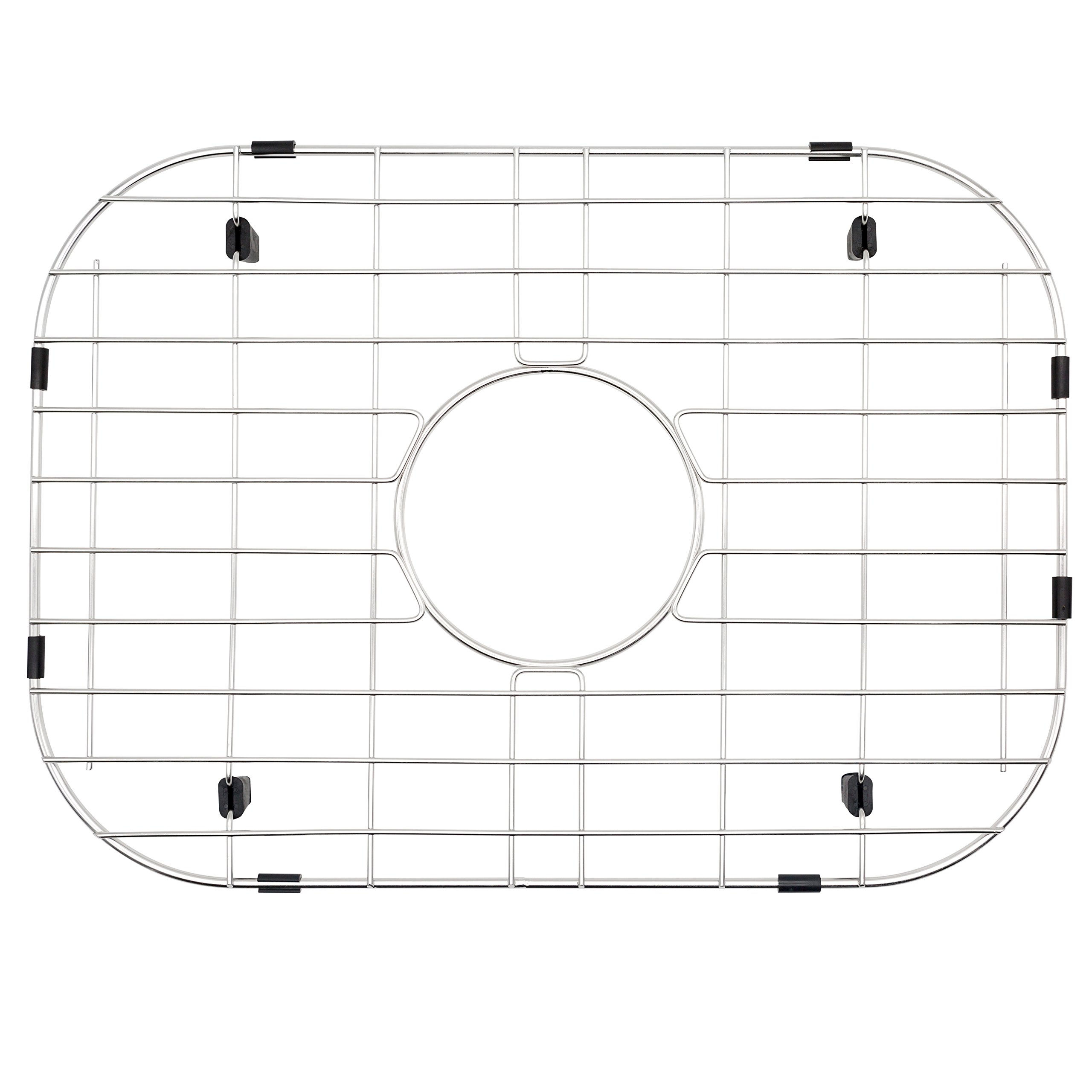 NWC Sink Protector, Metal Grid for Stainless Steel Kitchen Sinks | 11 in X 15 in | Best for Protecting Your Sink