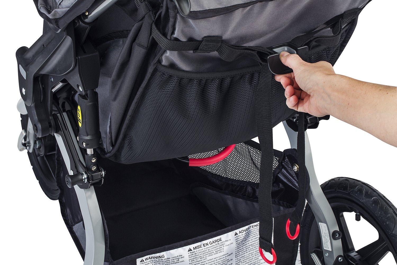 BOB Revolution PRO Jogging Stroller, Black by BOB Gear (Image #11)