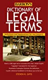 Dictionary of Legal Terms: Definitions and
