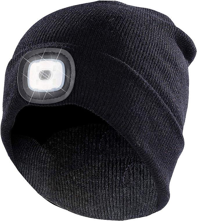 mütze mit led lampe steuber