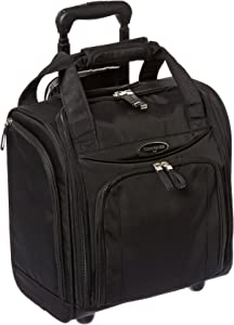 Samsonite Upright Wheeled Carry-On Underseater Luggage