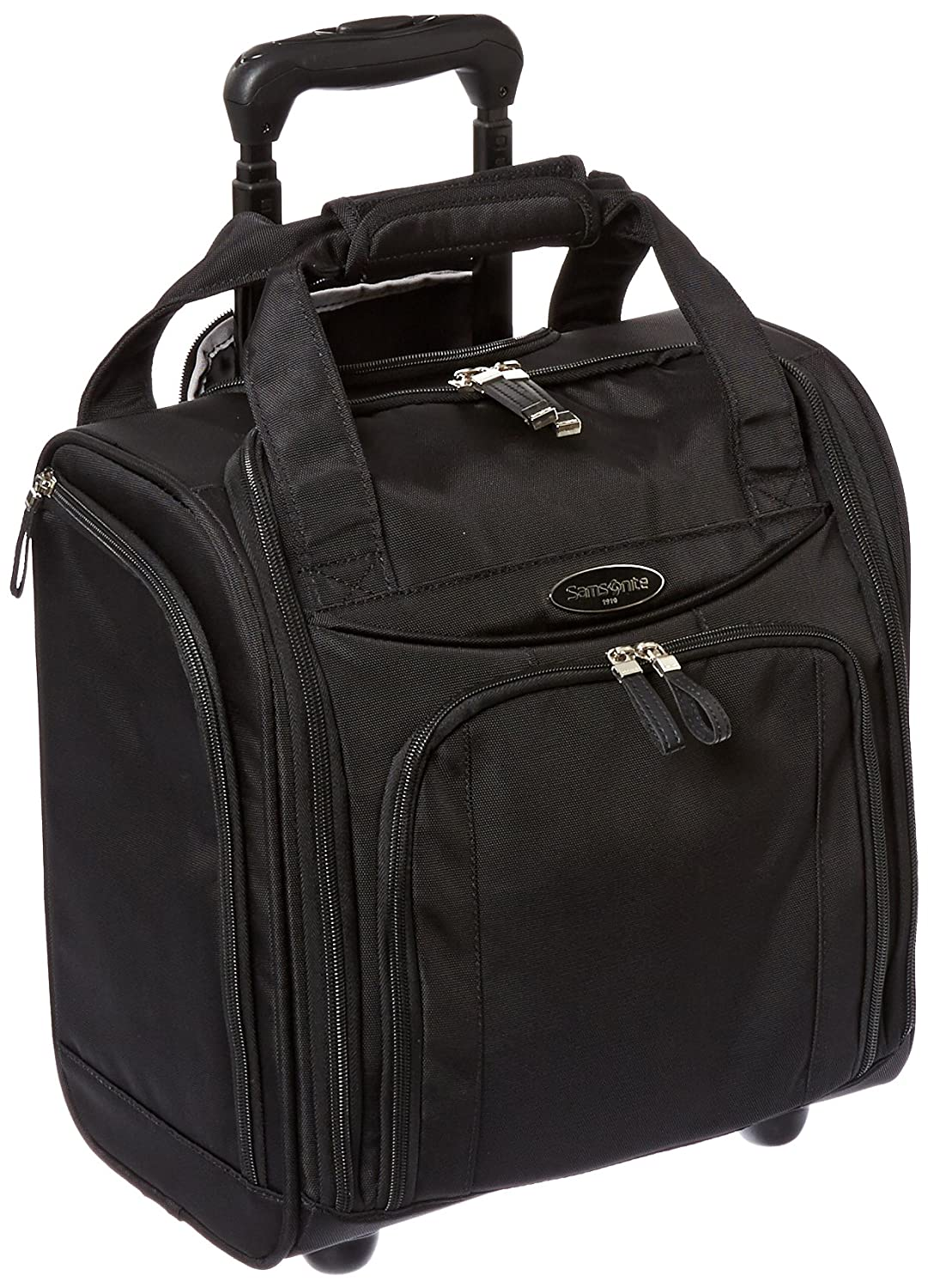 Amazon.com | Samsonite Wheeled Underseater, Black | Carry-Ons