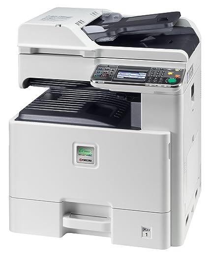 KYOCERA FS-C8025MFP + KYOLife 3 YR - Impresora multifunción (Laser ...