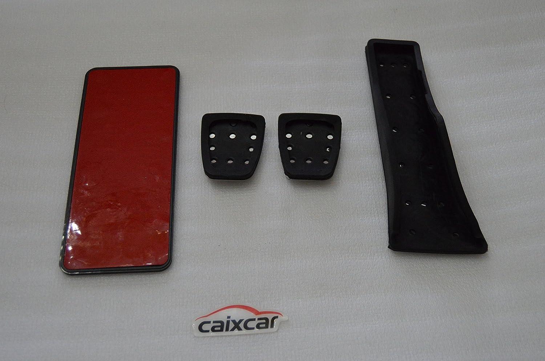 caixcar Kit di pedale Reposapies apoyapies manuale