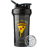 BlenderBottle C04200 Pro Series Foodie shaker bottle, 24oz, After This, Pizza