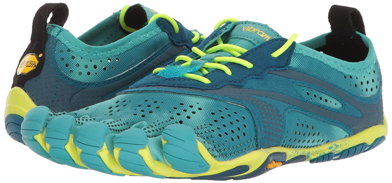 Vibram Women's 35 V Running Shoe B072N5B661 35 Women's EU/5.5-6 M US B EU (35 EU/5.5-6 US US)|Teal/Navy 20b67a
