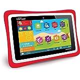 Clementoni 13335 - Il Mio Primo Clempad 5.0 Plus Tablet, Doppia Fotocamera, Schermo 7 Pollici [versione 2015]