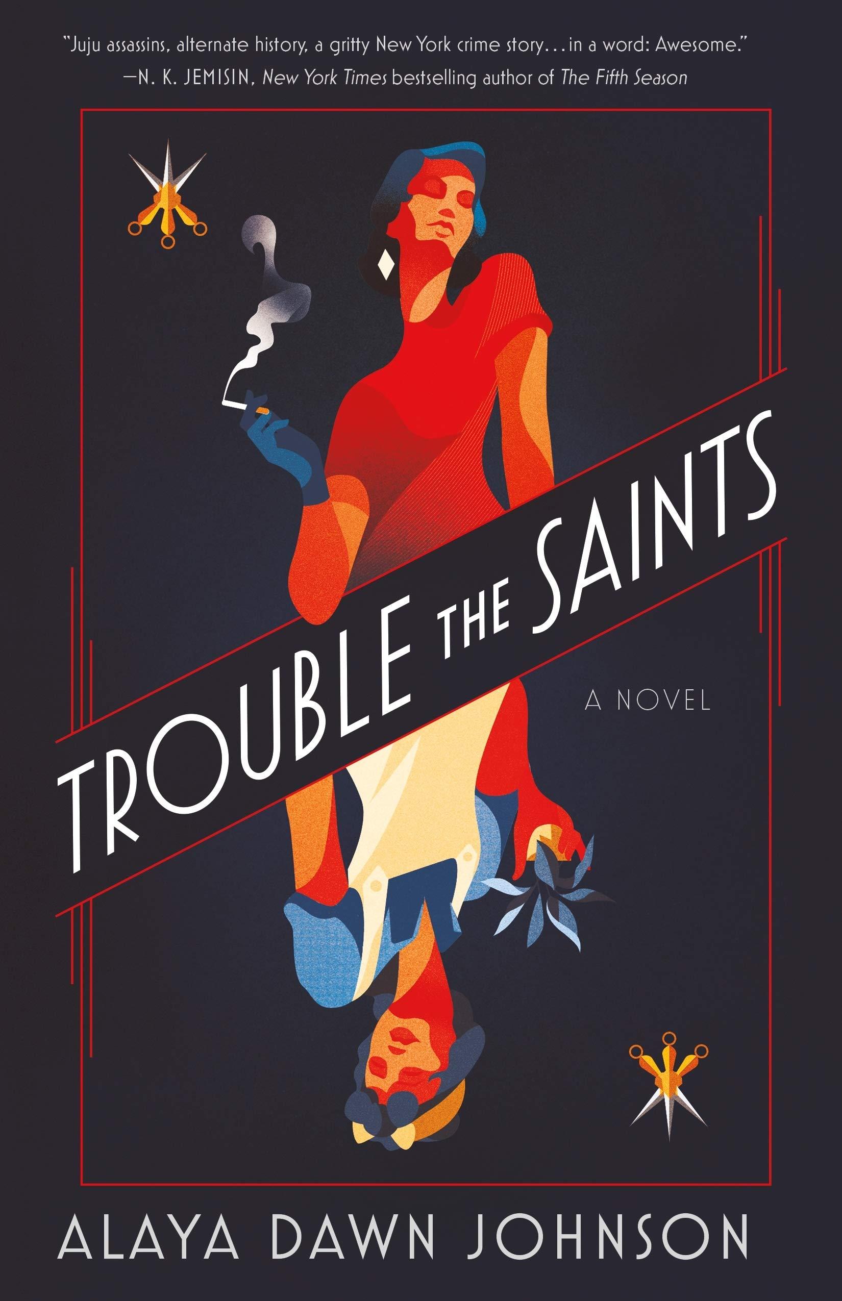 Amazon.com: Trouble the Saints: A Novel (9781250175342): Johnson ...