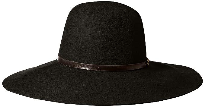 Goorin Bros. Women s Meadow Wool Felt Wide Brim Fedora Hat f654b161c85