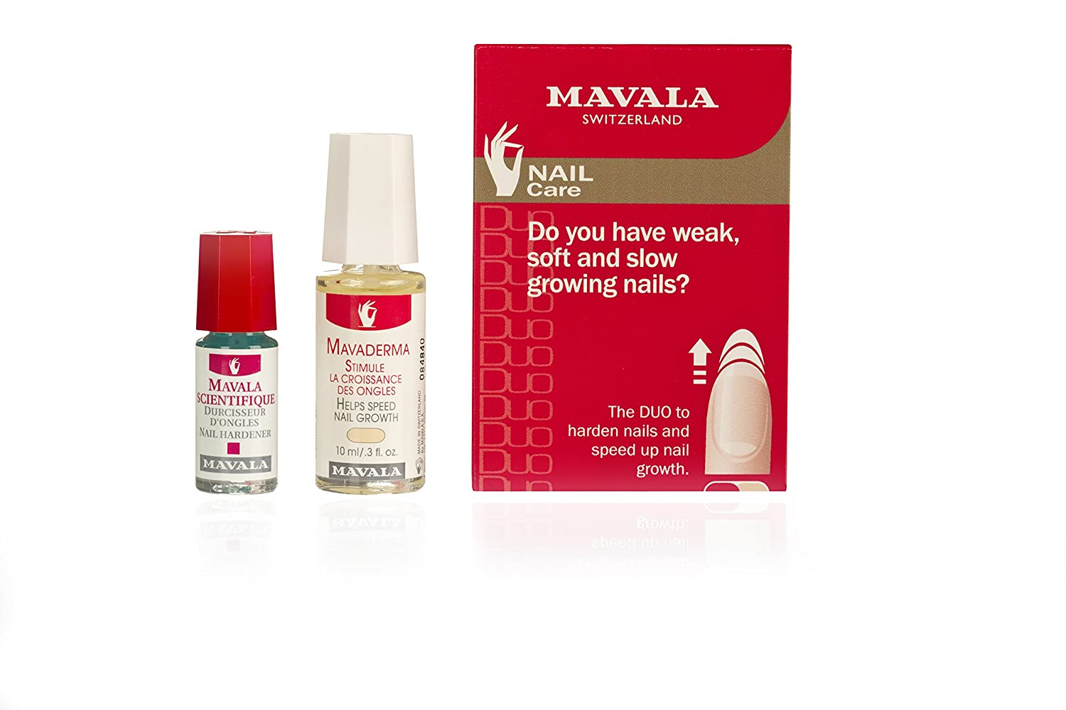 Mavala Grow Your Own Duo: Amazon.co.uk: Beauty