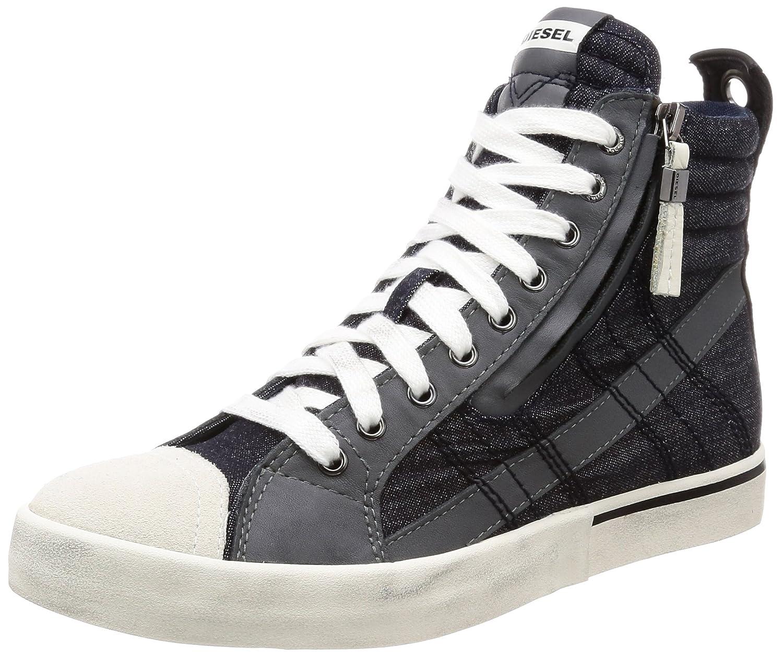 Diesel Men's D-Velows Lace Heritage-Sneaker Mid Y01759P1739T6067