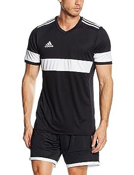 adidas Camiseta Hombre podría 16, Hombre, Color - Negro/Blanco, tamaño L - 54: Amazon.es: Deportes y aire libre