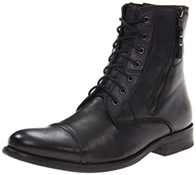 Amazon.com | Kenneth Cole Reaction Men's Hit Men Boot | Chukka