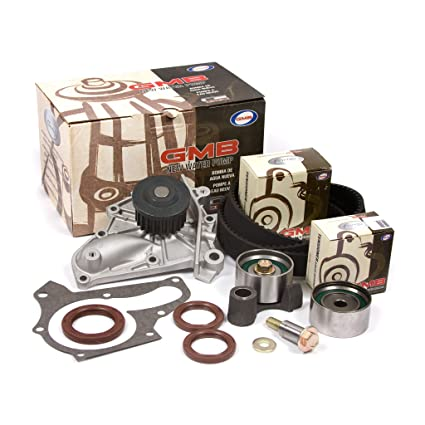 Amazon.com: 91-95 Toyota Turbo 2.0 DOHC 16V 3SGTE Timing Belt Kit GMB Water Pump: Automotive