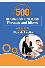 Business English Phrases and Idioms (English Language Teaching) By BM English Institute Workbook