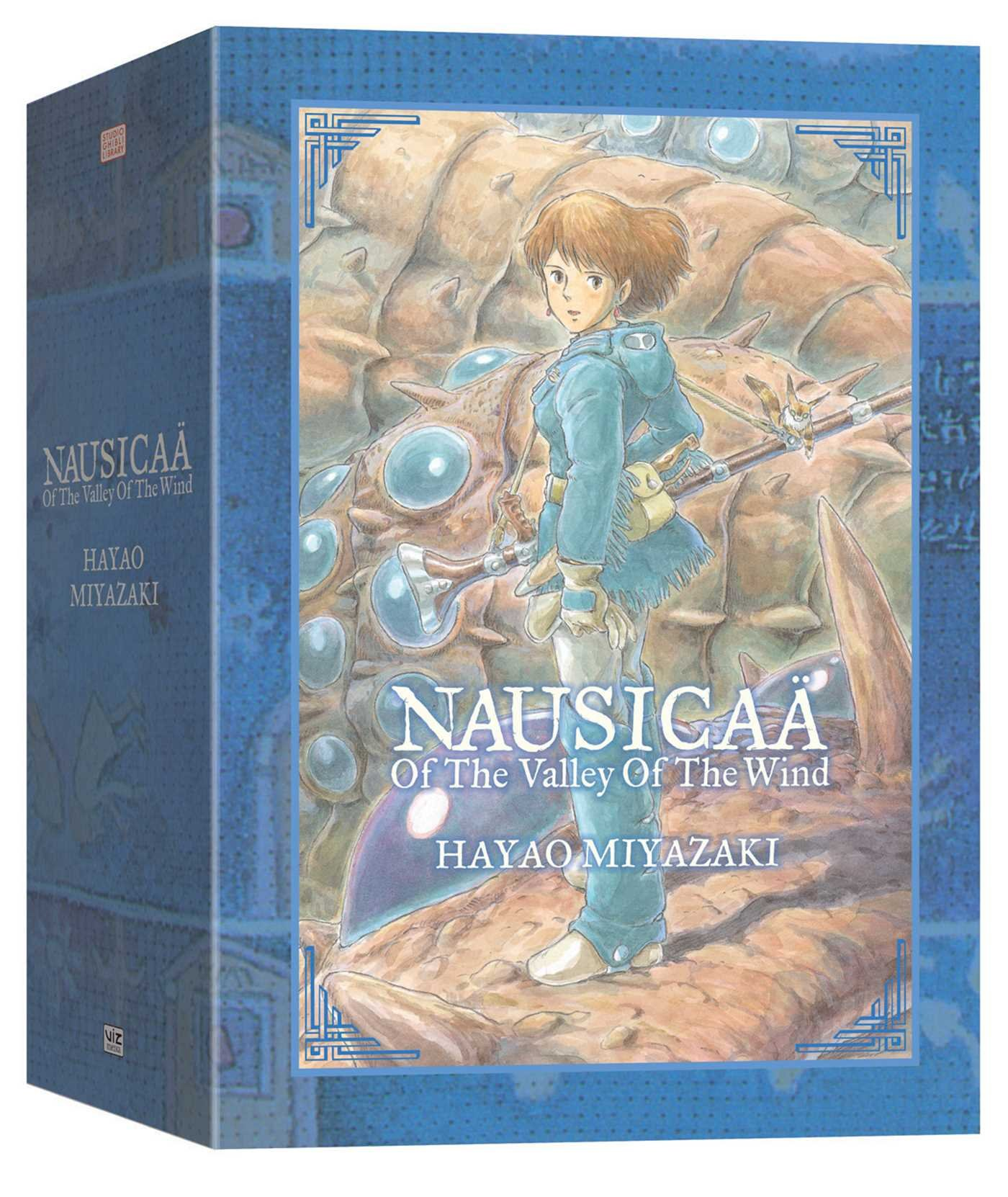 Nausicaä of the Valley of the Wind Box Set (Nausicaa of the Valley of the Wind) by VIZ Media LLC