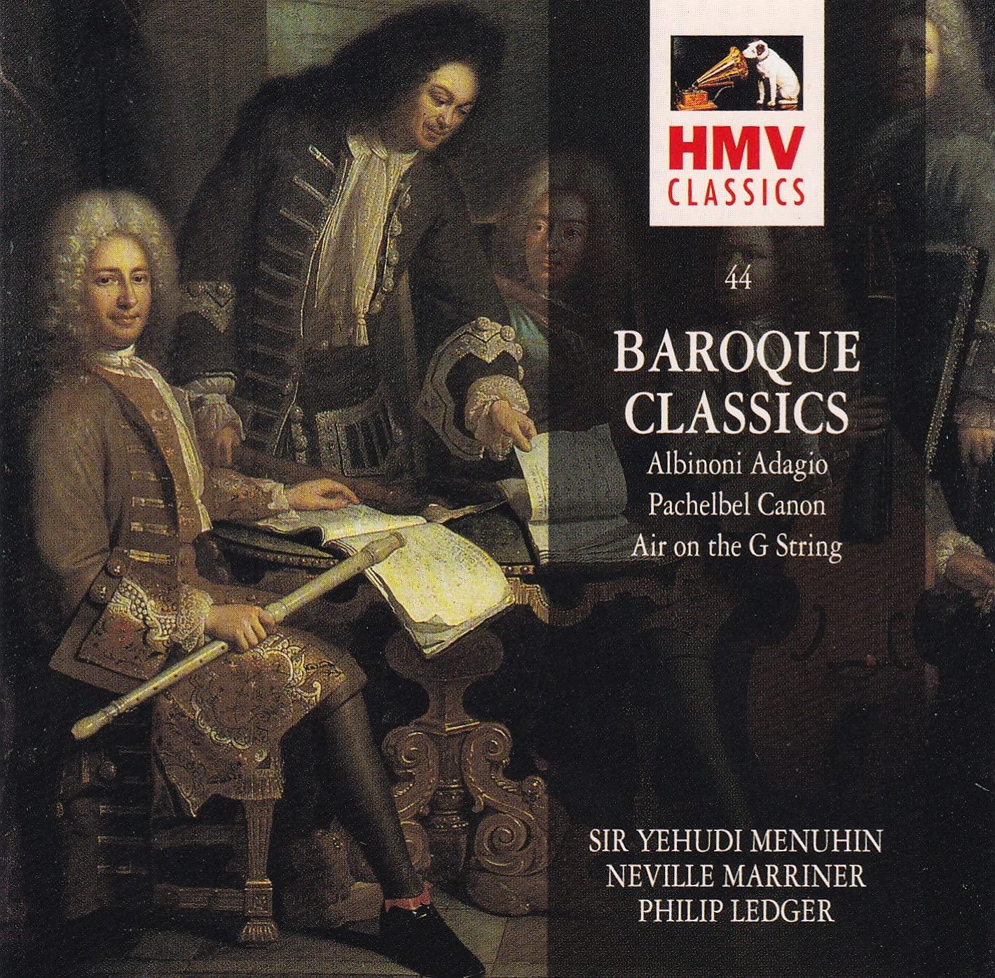 Baroque Classics: Albinoni Adagio Pachelbel G discount Limited price the Canon Air on