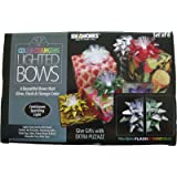 Twinkle Set of 6 Color Changing Lighted Bows