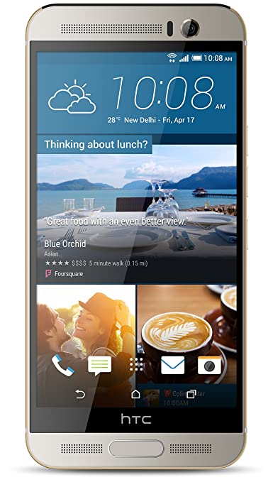 HTC Desire 828 Dual SIM 16GB (Dark Grey) Smartphones at amazon