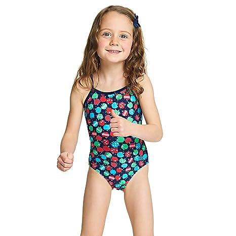 Zoggs costume da bagno per ragazze Appletizer Yaroomba: Amazon.it ...