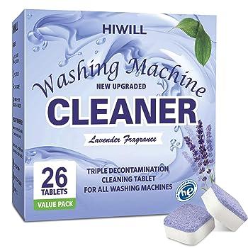 HIWILL Washing Machine Cleaner