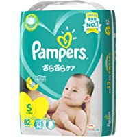 Pampers Baby Dry Tape Diapers, S, 82ct