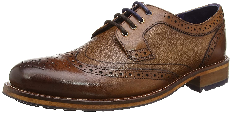 TALLA 40 EU. Ted Baker Cassiuss 4, Zapatos de Cordones Derby para Hombre