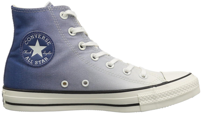 Converse Women's Chuck Taylor Top All Star Ombre High Top Taylor Sneaker B07CR9JYDC 8 M US|Mason Blue/Egret/Egret 94eb34