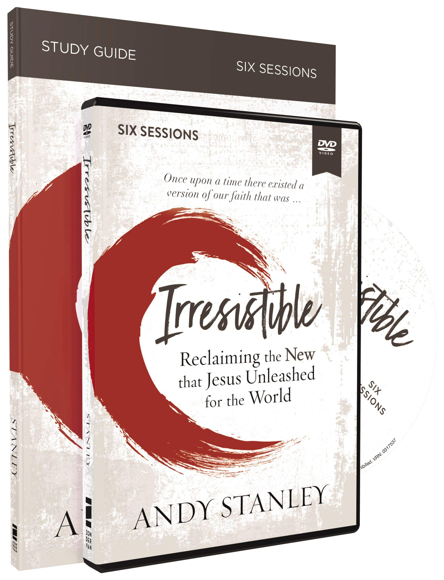 Irresistible Study Guide DVD Reclaiming