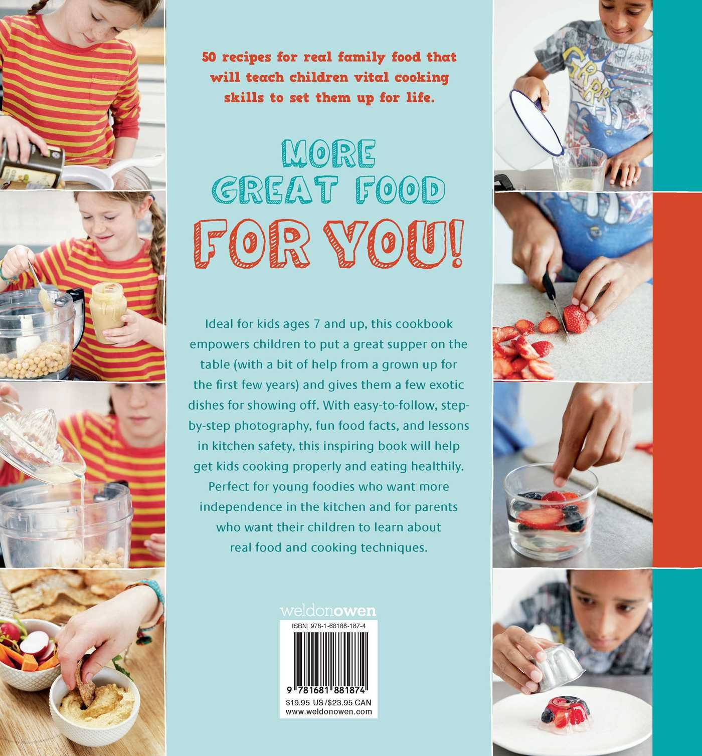 Amazon.com: Great Food for Kids: Delicious recipes and fabulous ...