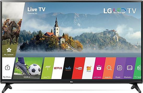 LG Electronics 43LJ5500 43-pulgadas 1080p Smart TV LED (modelo 2017): Amazon.es: Electrónica