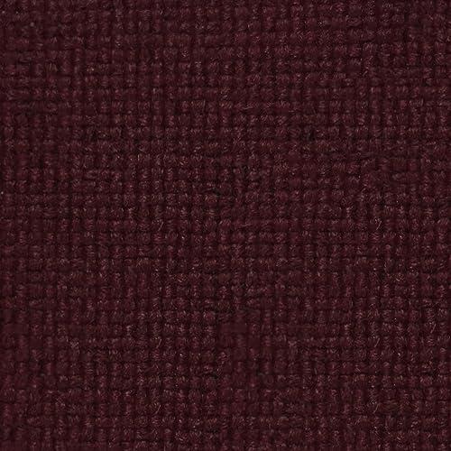 Wooden Mallet DWBA3-1 Valley Bariatric Guest Chair, Light Oak Cabernet Burgundy