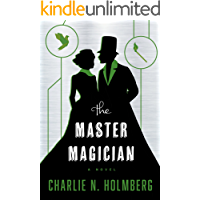 The Master Magician (The Paper Magician Book 3) book cover