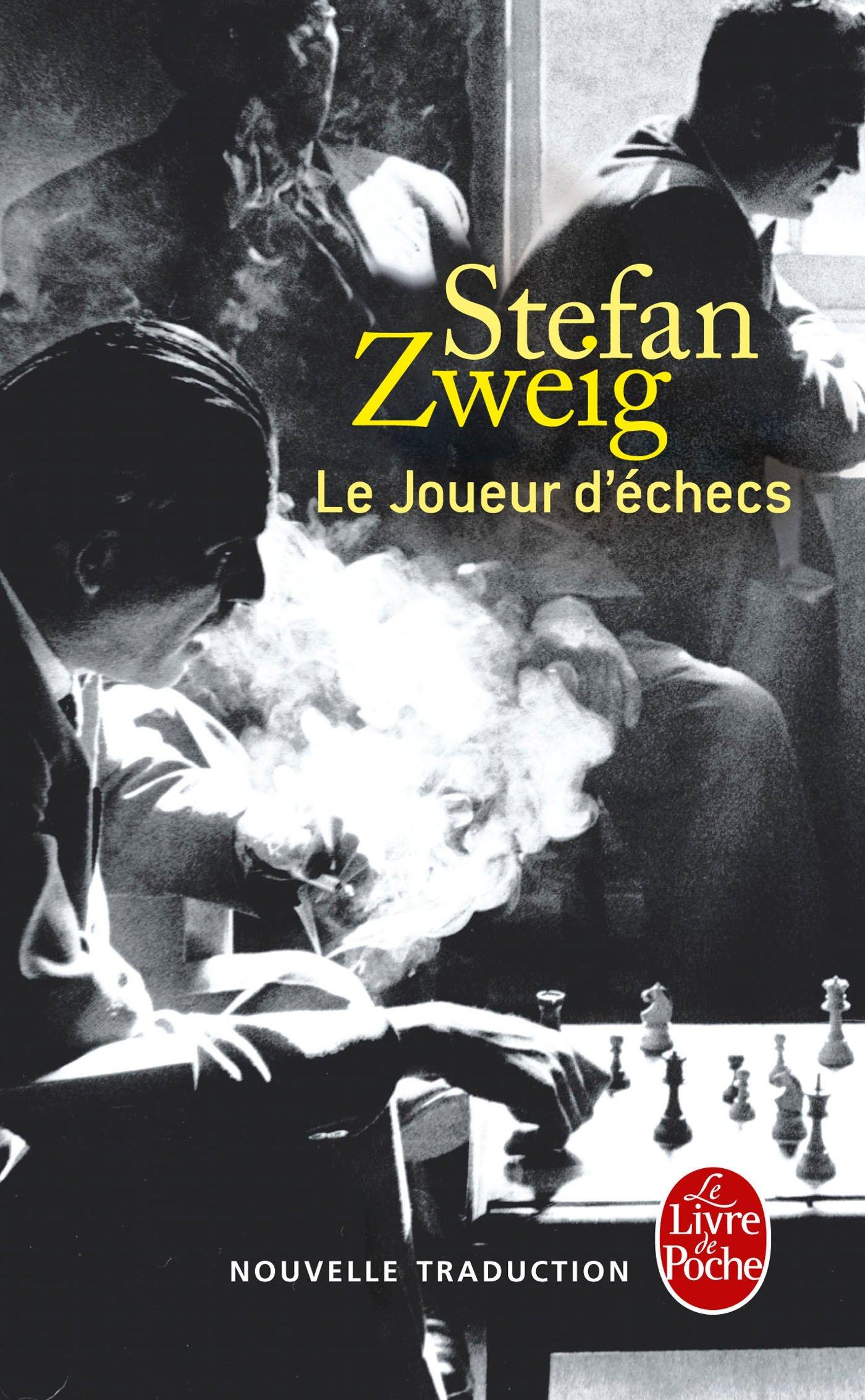 Amazon.fr - Le Joueur d'échecs - Zweig, Stefan - Livres